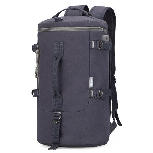 Холщовая сумка рюкзак для путешествий и занятий спортом 40 литров