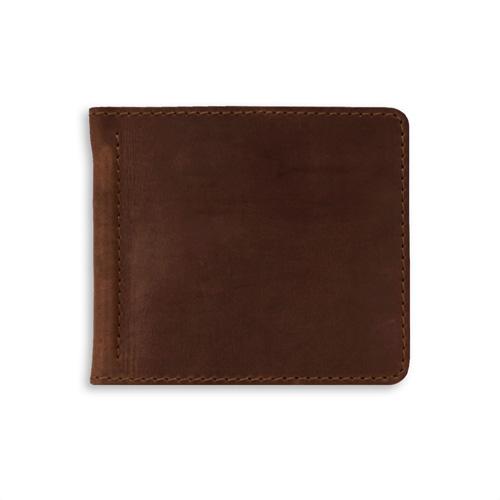 Портмоне с зажимом для денег Blank Note Орех