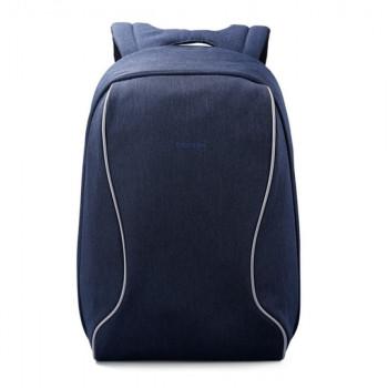 Городской рюкзак синего цвета Antivor class=