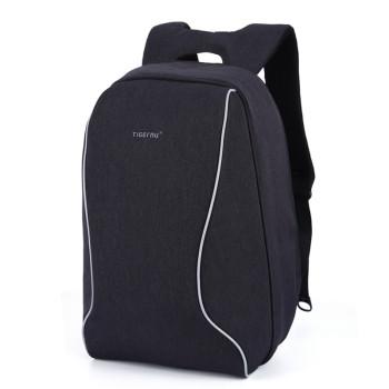 Городской рюкзак черного цвета Antivor 17.3