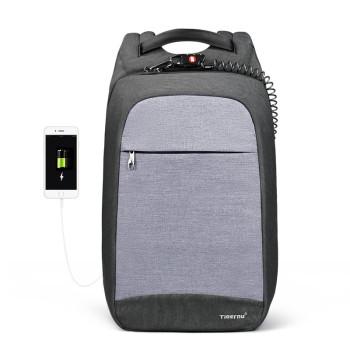 Городской рюкзак черного цвета Antivor   class=