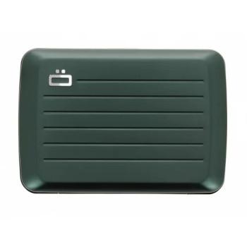 Визитница-портмоне с RFID защитой Stockholm V2 платинового цвета class=