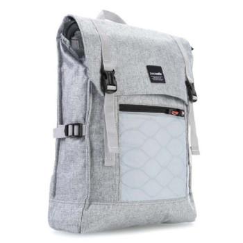 Рюкзак с защитой от кражи Slingsafe LX450 серый class=