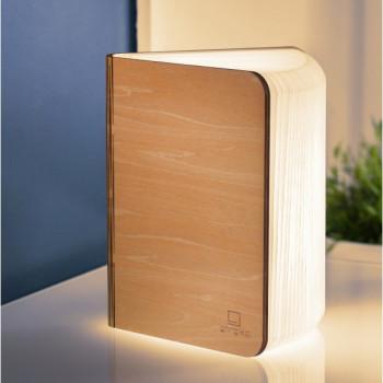 Светильник-книга MAPLE SMART дерево клен class=