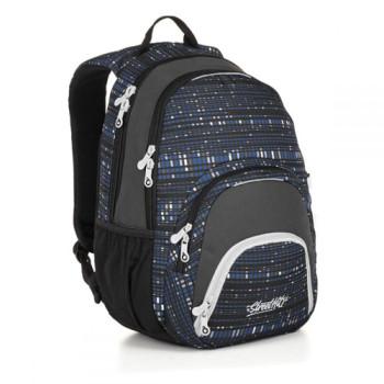 Двухкамерный молодежный мужской рюкзак для учебы отдыха путешествий class=