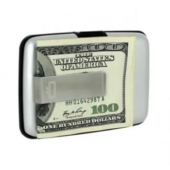 Визитница с RFID защитой Stockholm Money Clip class=