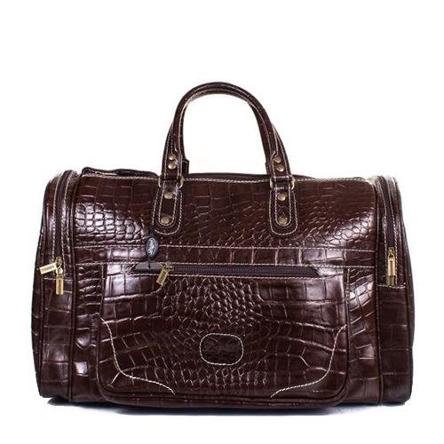 Вместительная дорожная сумка мужская