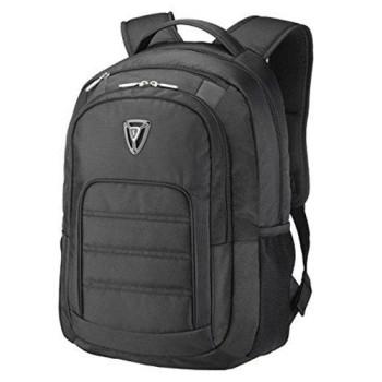 Качественный городской рюкзак Sumdex PON-398BK с отделением для ноутбу class=