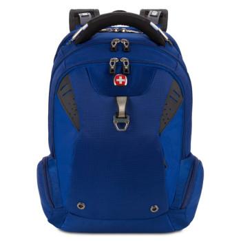 Городской рюкзак синий class=