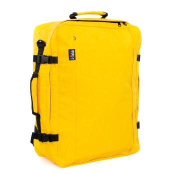 Рюкзак для ручной клади желтый class=