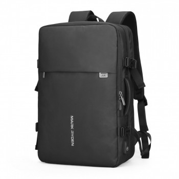 Рюкзак для путешествий расширяющийся class=