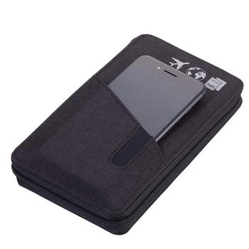 Дорожный органайзер для документов с RFID защитой class=