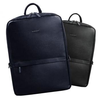 Мужской кожаный рюкзак class=