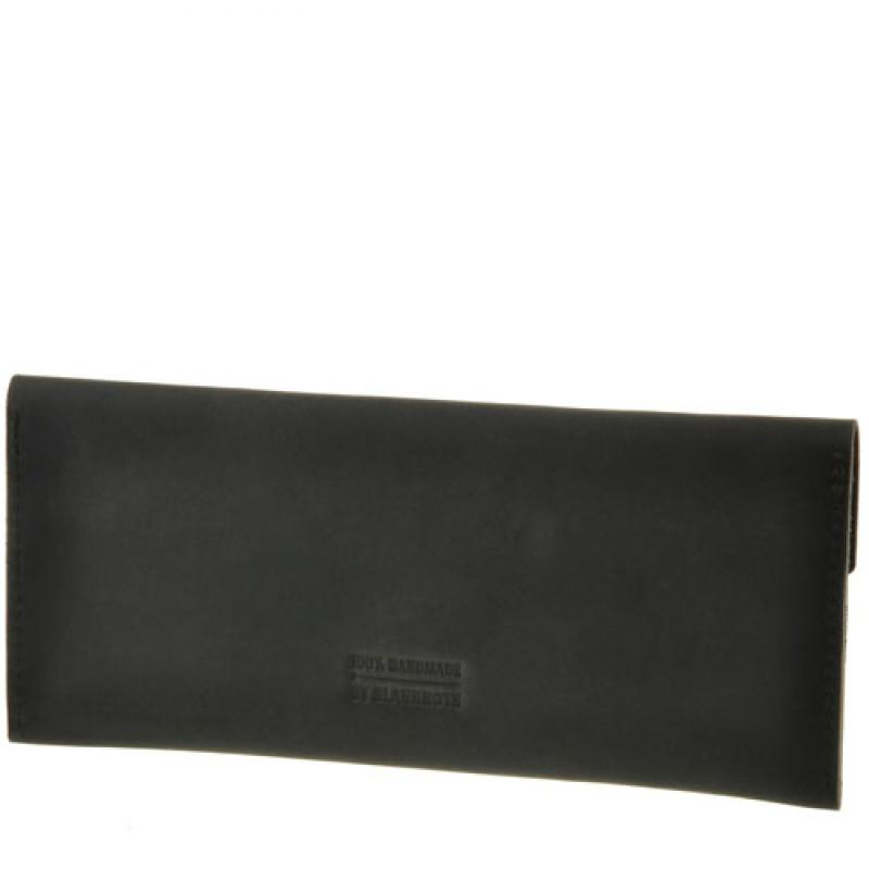 4b26f08ce9c3 Купить черный клатч-конверт из натуральной кожи БланкНот BN-KLATCH-1 ...