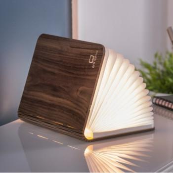 Светильник-книга Smart Book дерево орех class=