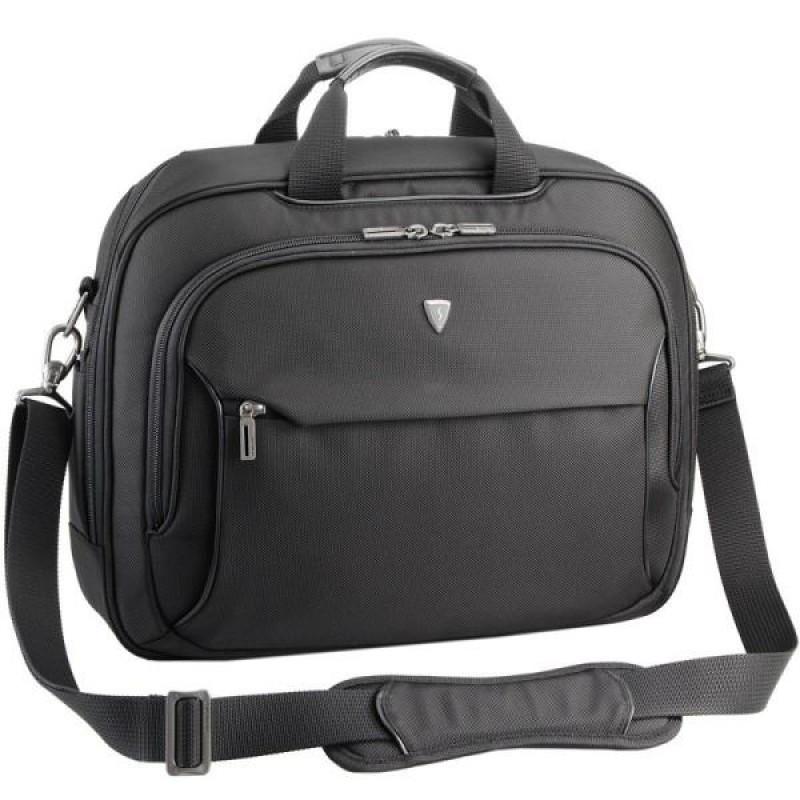 Надежная сумка Sumdex HDN-291BK для ноутбука черного цвета