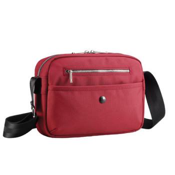Легкая городская сумка Sumdex HPA-562KR красного цвета с отделением дл class=