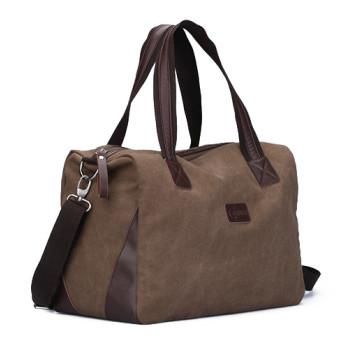Небольшая мужская дорожная сумка через плечо class=