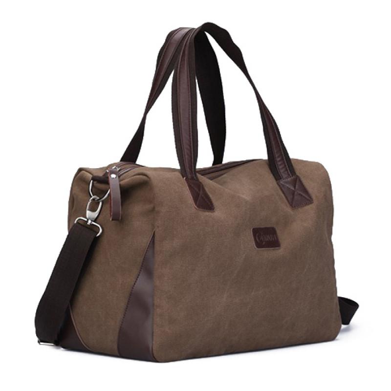 Небольшая мужская дорожная сумка через плечо