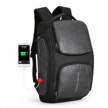 Мужской рюкзак с солнечной батареей  class=