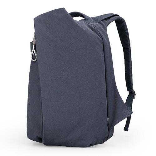 Рюкзак Muzee с асимметричным дизайном синего цвета 34 литра