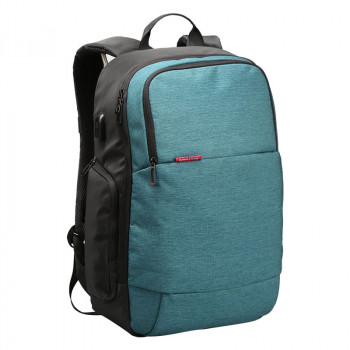 Рюкзак бирюзового цвета class=