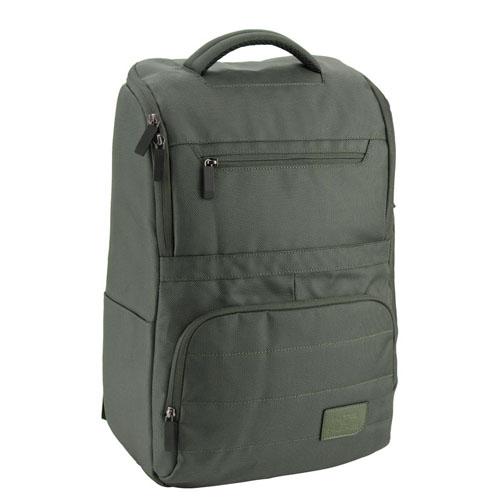 Каркасный рюкзак Kite бизнес-серии зеленого цвета
