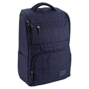 Тёмно-синий каркасный рюкзак Kite бизнес-серии class=