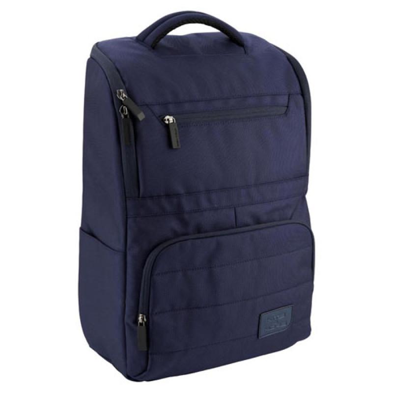 Тёмно-синий каркасный рюкзак Kite бизнес-серии