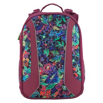 Рюкзак для школы каркасный Kite 703 Flowery class=