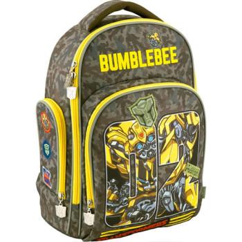 Ортопедический школьный рюкзак Kite Transformers для мальчика class=