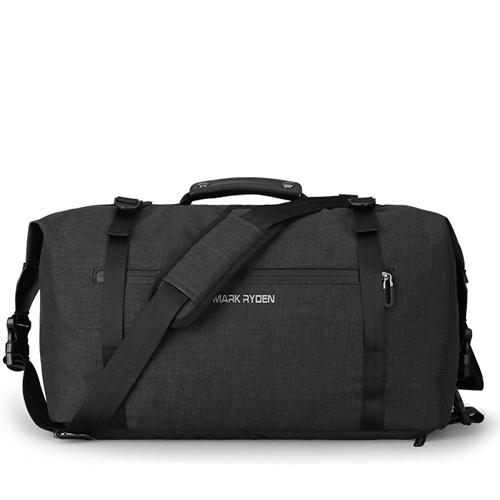 Большая дорожная сумка-рюкзак Changetravel Black черный
