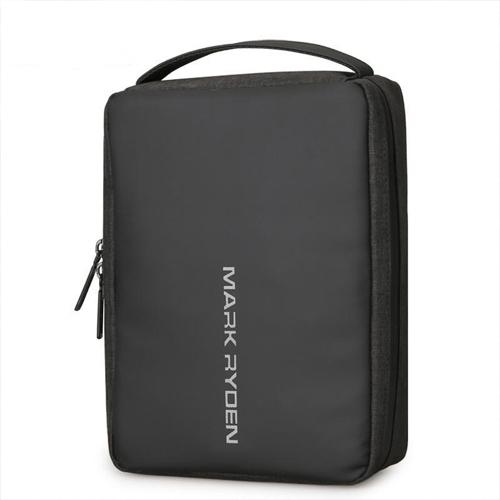 Непромокаемая дорожная сумка несессер Черная