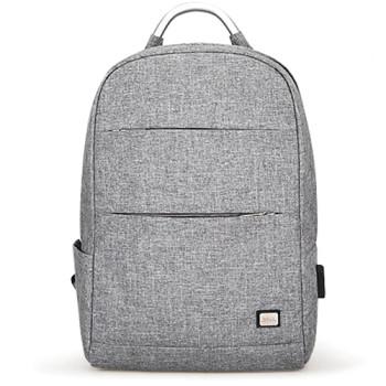 Серый городской рюкзак Oxford One-layer class=