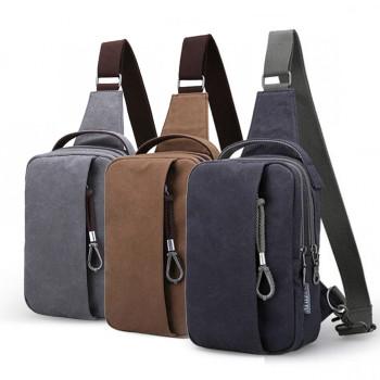 Рюкзак с одной лямкой class=