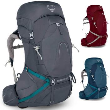 Женский рюкзак для путешествий на 50 л class=
