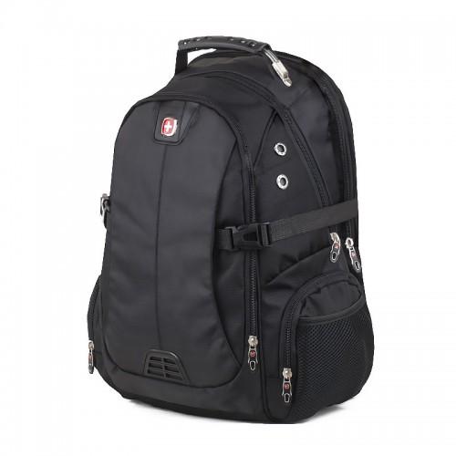 Городской рюкзак черный