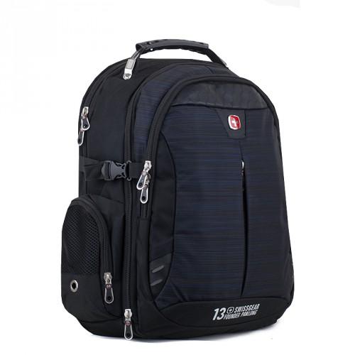 Городской рюкзак с увеличивающимся объемом 34 - 39 литров с USB