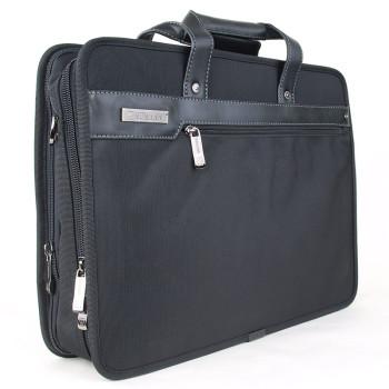 Портфель увеличивающийся в объеме Numanni с отделением для ноутбука 15 class=