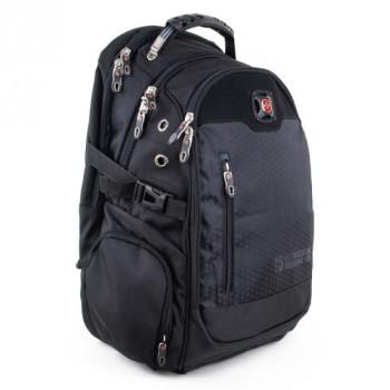 Модный рюкзак с ортопедической спинкой Wenger SwissGear 32 литра class=