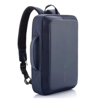 Городской рюкзак антивор Bobby Bizz синий class=
