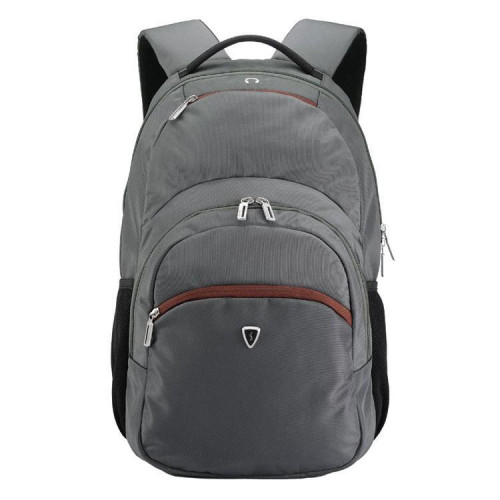 Функциональный рюкзак Sumdex PON-391GY с отделением для ноутбука серый