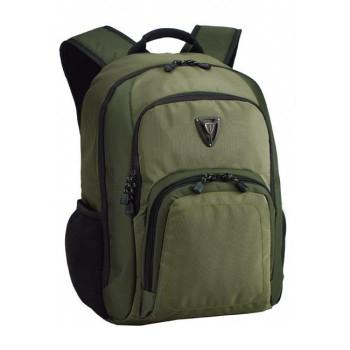 Рюкзак Sumdex PON-394TY с отделением для ноутбука зеленый class=