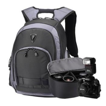 Рюкзак Sumdex PON-395GY для фотоаппарата с отделением для ноутбука до  class=