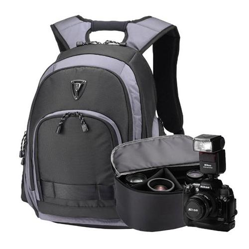 Рюкзак Sumdex PON-395GY для фотоаппарата с отделением для ноутбука до 16 дюймов