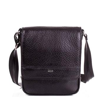 Небольшая мужская сумка борсетка через плечо class=