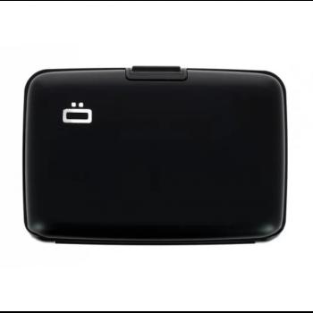 Визитница-портмоне с RFID защитой Stockholm черная class=