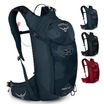 Мужской велосипедный рюкзак 12 л class=