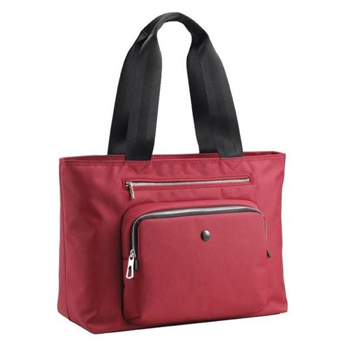 Стильная сумка Sumdex HPN-566KR для ноутбука под  диагональ 12 дюймов красная