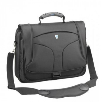 Молодёжная сумка Sumdex NJN-773BK для ноутбука из водоотталкивающего н class=